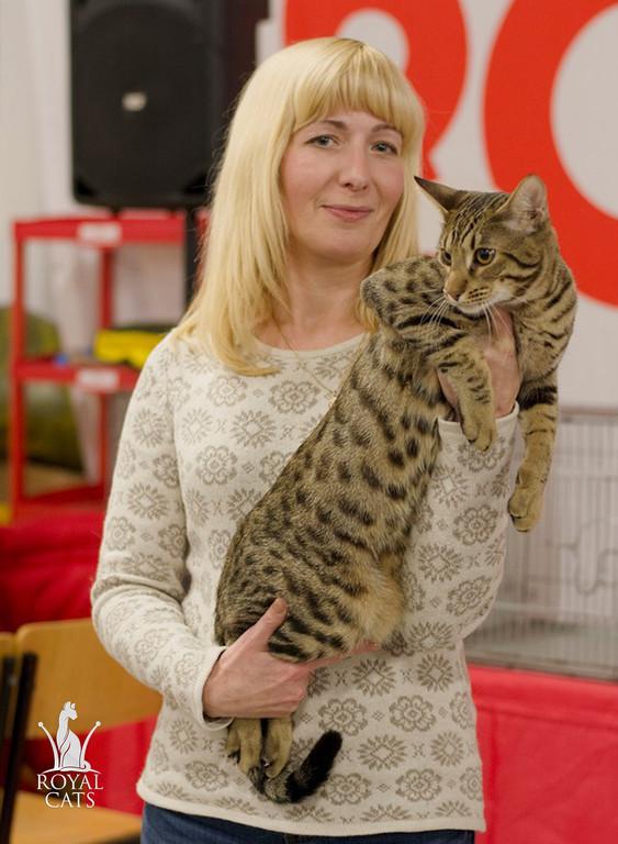 Саванна Ф5 - Марсель, проживает в России, республика Карелия