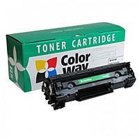 Лазерный картридж ColorWay №728, Цвет: Black (CW-C728FM) Совместимость: CANON LBP 6200, MF: 4410/4430/4450/455