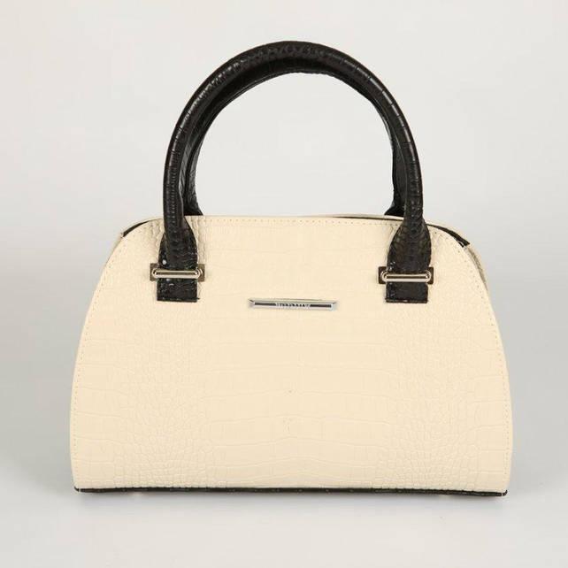 Женская деловая сумка М70-12/10 beige