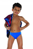 Плавки детские для купания SHEPA (original), 011 (Польша) синий B4