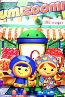 """Карты игральные детские """"Umi Zoomi"""""""