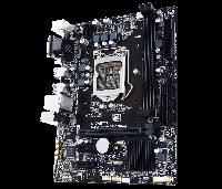 Материнская плата Gigabyte GA-B150M-D2V Intel B150, 1xLGA1151, 2xDDR3 / DDR3L DIMM, 1xPCI-E x16, встроенный зв