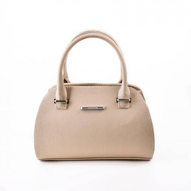 Женская деловая сумка М70-66 beige