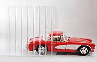 Сотовый поликарбонат ТМ BEROLUX (Беролюкс) 4мм прозрачный
