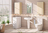 Меблі для ванної кімнати ВК-4923 / Комплект для ванной комнаты ВК-4923 Комфорт Мебель