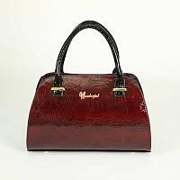 Женская деловая сумка М70-220-2/33 red