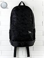 Рюкзак (с отделением для ноутбука до 17″) Staff - Сamo Black 23 L Art. RB0016-1 (чёрный)