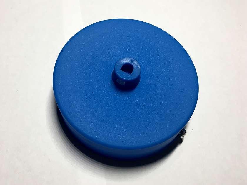 Пластиковое снование-круг (77 синий)