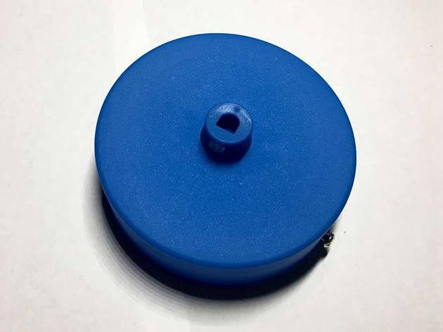 Пластиковое снование-круг (77 синий), фото 2