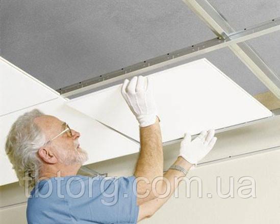 Монтаж подвесных потолков Ecophon