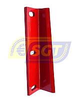 Нож поршня подвижный на пресс-подборщик Welger AP42 (AP38, AP400, AP430)