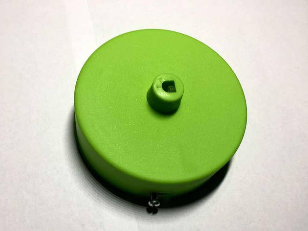 Пластиковое снование-круг (77 зеленый), фото 2