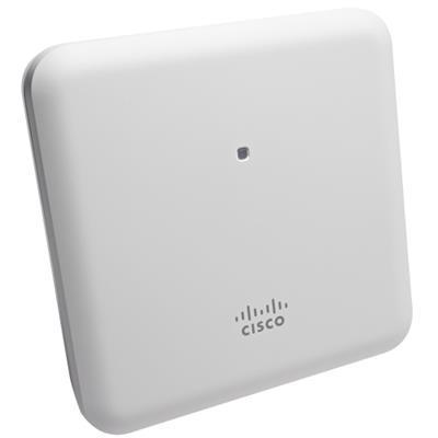 Точка доступа Cisco 802.11ac Wave 2; 4x4:4SS; Int Ant; E Reg Dom (Config) (AIR-AP1852I-E-K9C)