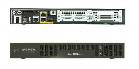 Маршрутизатор Cisco ISR 4221 SEC Bundle with SEC lic (ISR4221-SEC/K9)