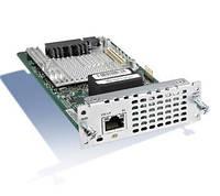 Модуль Cisco 1 port Multiflex Trunk Voice/Clear-channel Data T1/E1 Module (NIM-1MFT-T1/E1=)