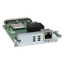 Модуль Cisco 1-Port 3rd Gen Multiflex Trunk Voice/WAN Int. Card - T1/E1 (VWIC3-1MFT-T1/E1=)
