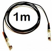 Кабель Cisco 10GBASE-CU SFP+ Cable 1 Meter (SFP-H10GB-CU1M=)