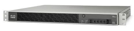 Межсетевой экран  Cisco ASA 5525-X with FirePOWER Services, 8GE, AC, DES, SSD (ASA5525-FPWR-K8)