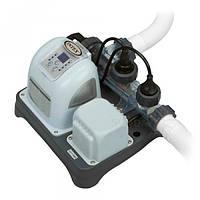Фильтр-насос грубой очистки - система соленой воды INTEX 28668