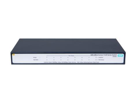 Коммутатор HPE 1420-8G-PoE+ (JH330A)