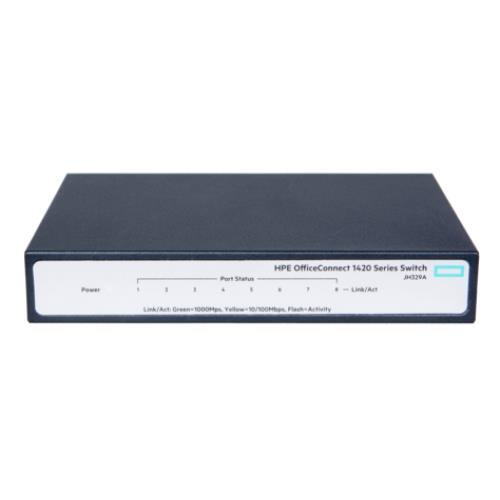 Коммутатор HPE 1420 8G (JH329A)