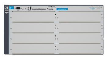 Коммутатор HP vl 4208 (J8773A)