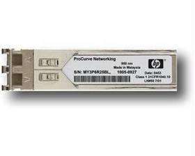 Модуль HP 10-GbE SFP+ SR Transceiver (J9150A)