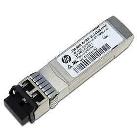 Модуль HP X130 10G SFP+ LC SR Transceiver (JD092B)