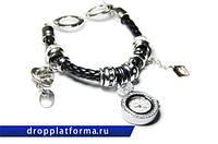Часы Pandora (черные ,белые)