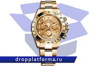 Часы Rolex Daytona Gold(механика)
