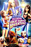 """Карти гральні герої мультфільмів """"Barbie"""", фото 1"""