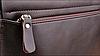 Мужская сумка через плечо Polo Videng+часы в Подарок, фото 5