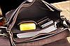 Мужская сумка через плечо Polo Videng+часы в Подарок, фото 7
