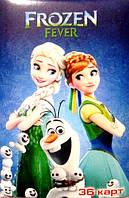 """Карты детские  """"Frozen Fever"""""""