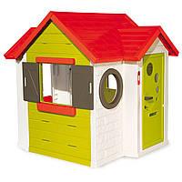 Домик детский игровой My House Smoby - Франция - почтовый ящик и дверной звонок