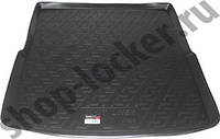 Коврик в багажник Scoda SuperB UN 15-  Lada Locker (Локер)