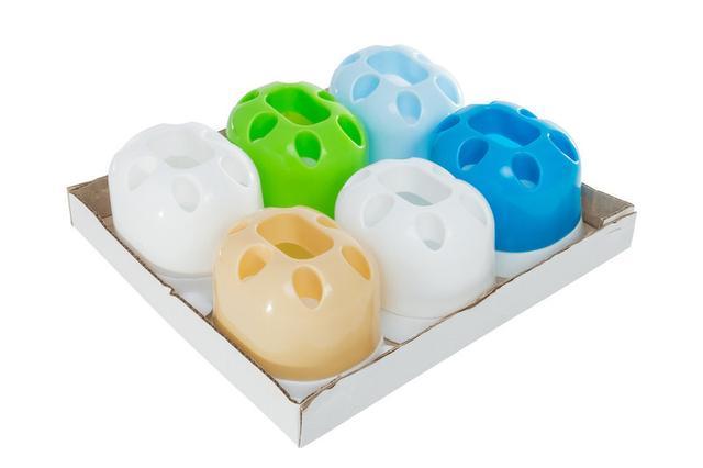 Пластиковые подставки под зубные щетки