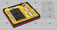 Подарочный набор F3-9-(8oz) - фляга, рюмки, воронка MHR /37-3