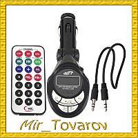 Модулятор Трансмиттер MP3 FM TF LCD