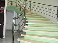 Перила и ограждения из нержавеющей стали для дома и офиса Monolit
