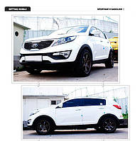 Занижающие пружины - KIA Sportage R 2WD T-GDI Gasoline (STORM)