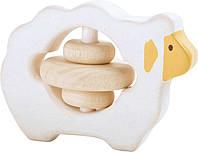 Деревянная игрушка-прорезыватель Овечка Legler