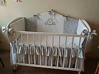 Набор в детскую кроватку Mon Bell (6 предметов), фото 1