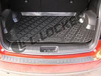Резиновый коврик в багажник SsangYong Actyon 11- Lada Locker (Локер)