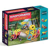 Магнитный конструктор Магический взрыв, 25 элементов, серия Фантазер, Magformers