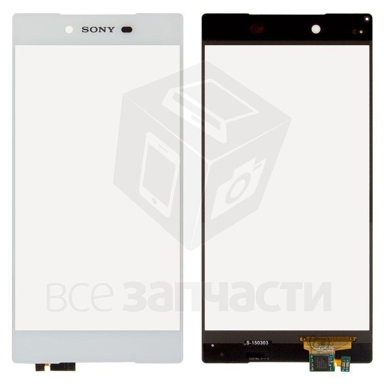 Сенсорный экран для мобильных телефонов Sony E6853 Xperia Z5+ Premium, белый