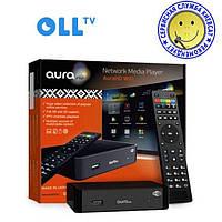 Aura HD WiFi 2017 с подпиской OLL.TV на 12 месяцев