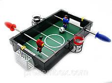 Футбол (игра настольная с рюмками) (39 х 23 х 10 см)