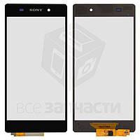 Сенсорный экран для мобильных телефонов Sony D6503 Xperia Z2, черный