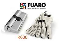 Цилиндр для замка  Fuaro R600/70 (35x35mm)